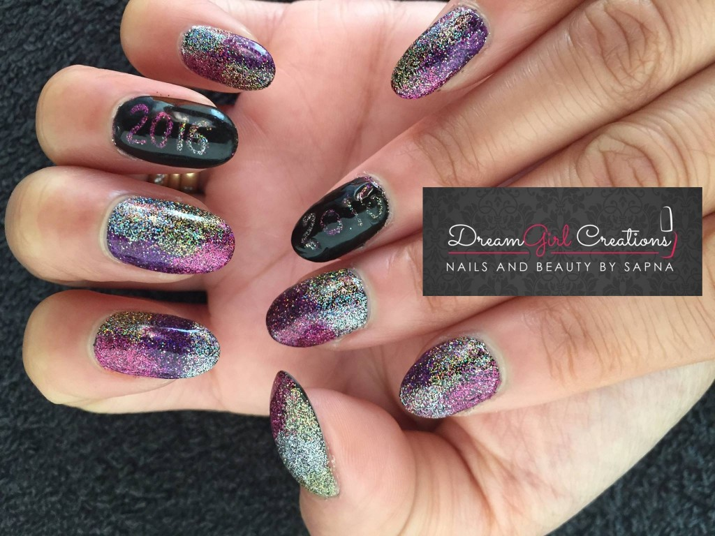 CND Shellac Black Pool & Lecente Fireworks Collection